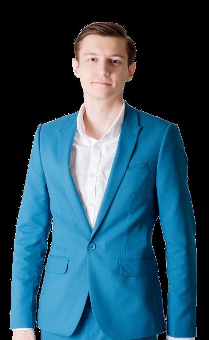 Руководитель отдела разработки Андрей Базаров